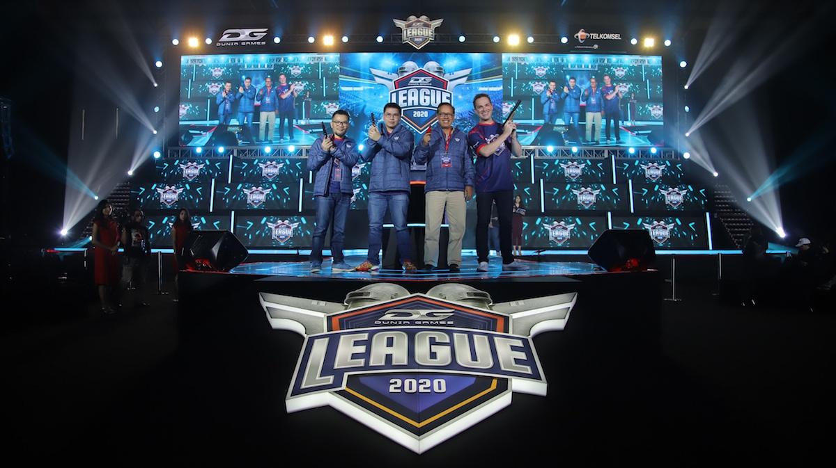 Morph Team, Juara Dunia Games League 2020