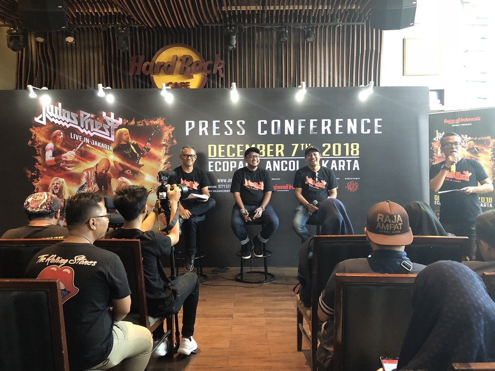5 Fakta Tentang Judas Priest yang Bakal Gelar Konser Perdana di Indonesia
