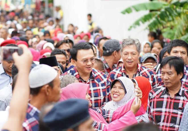 Ahok Ultah Ke-52, Netizen Kirim Pantun yang Bikin Semangat Bagi Jakarta