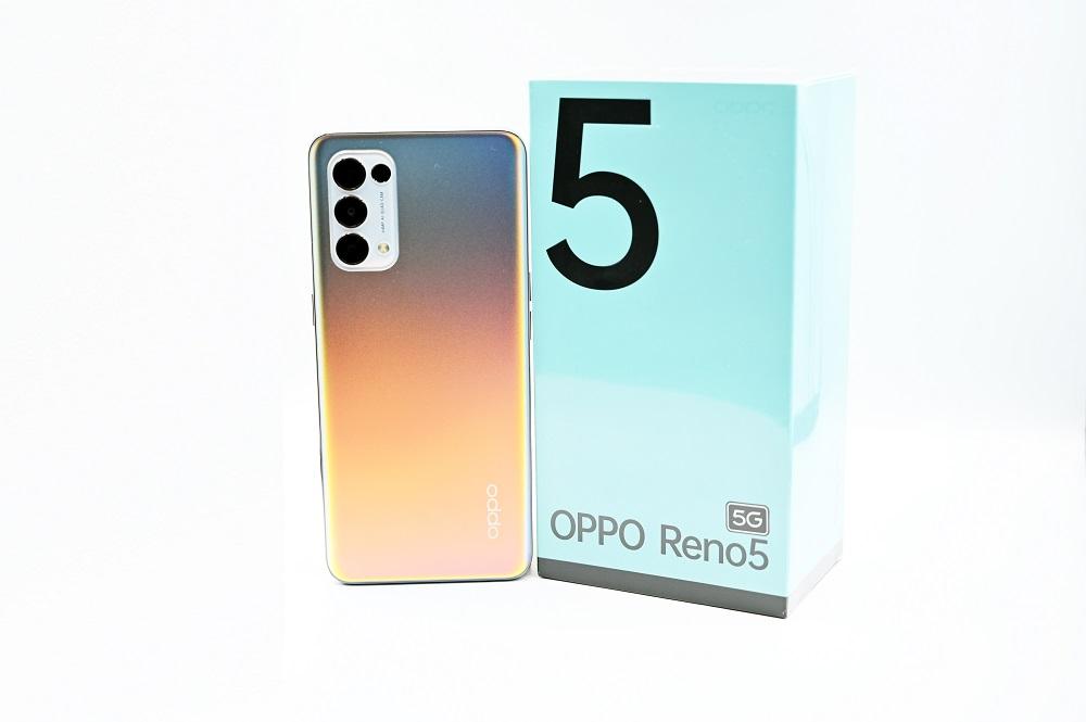 Oppo Reno5 5G Resmi Meluncur, Ini Bedanya dengan Reno5 Biasa