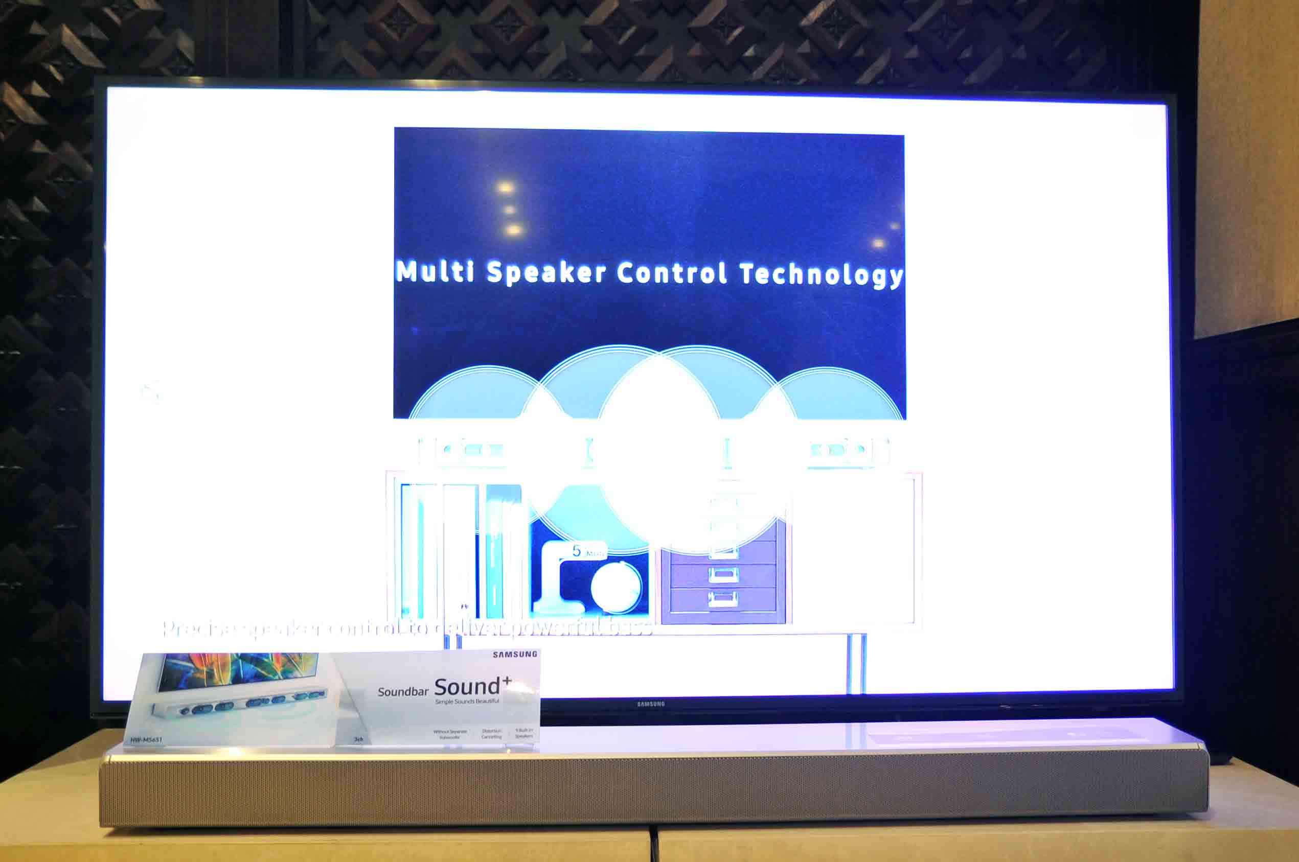 Samsung Soundbar Sound+ Janjikan Suara Kualitas Premium