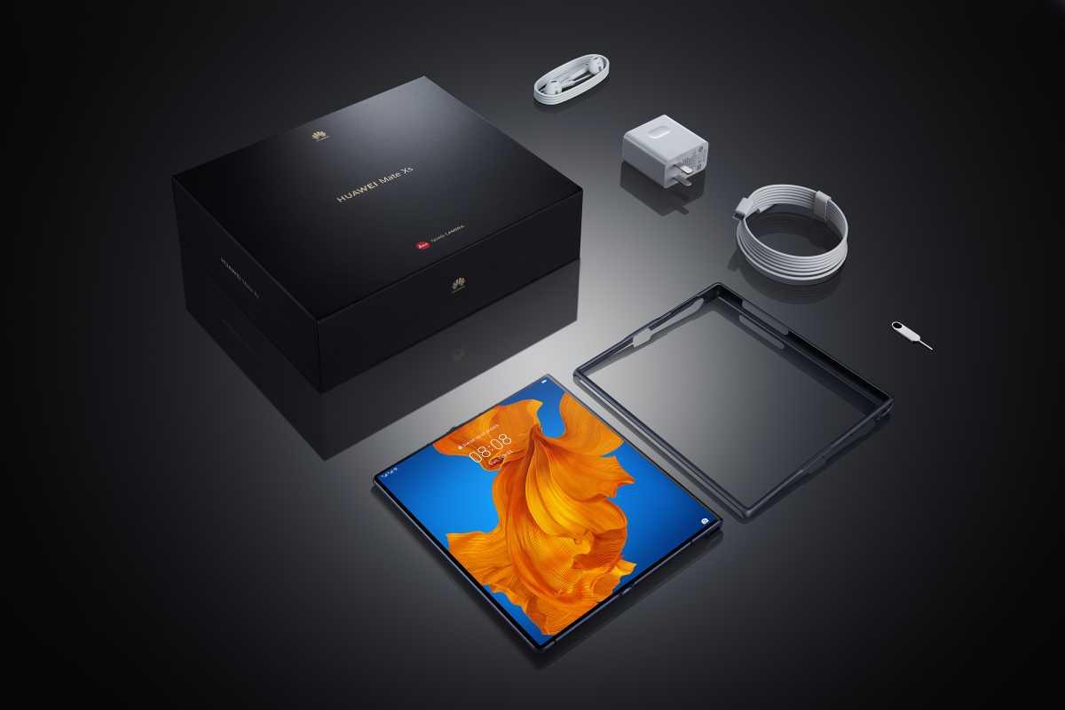 Smarpthone Lipat Huawei Mate Xs Mulai Buka Preorder 20 Maret