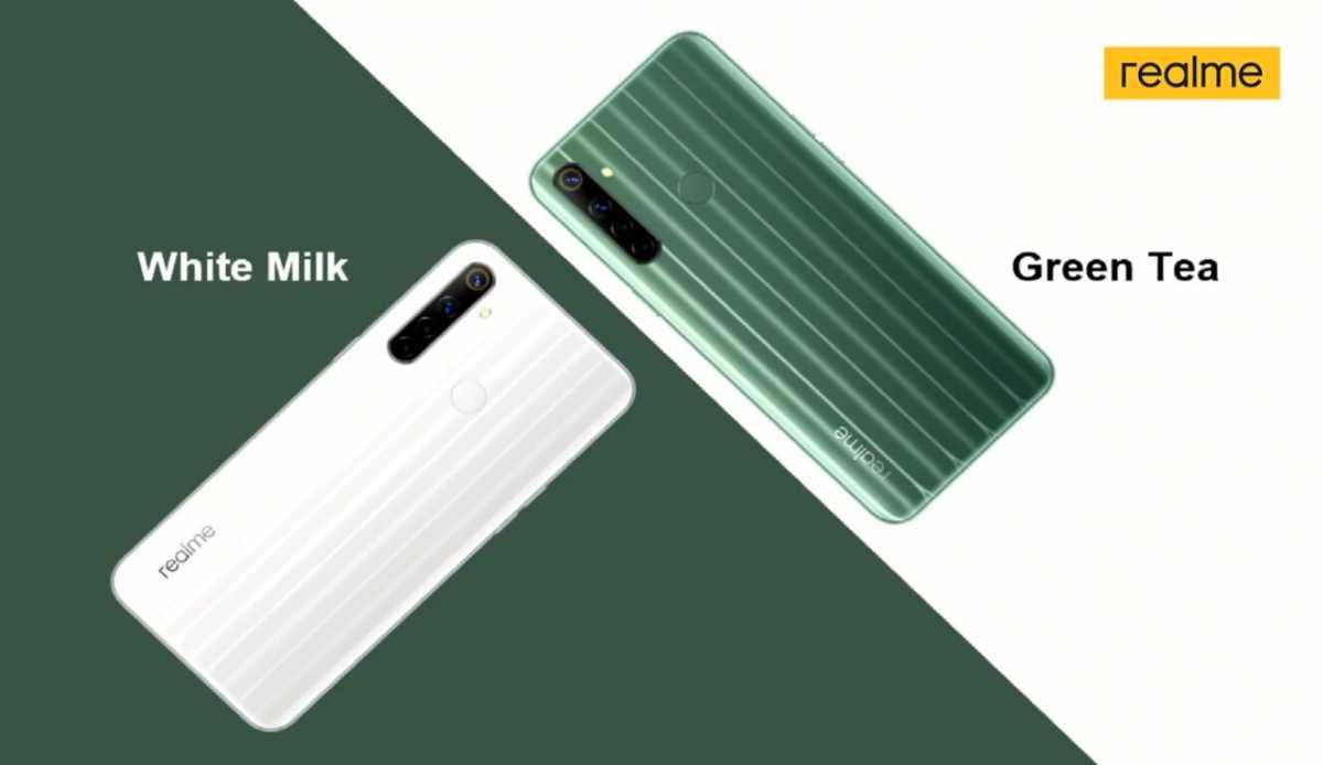 Realme 6i, Ponsel Pertama yang Gunakan Helio G80