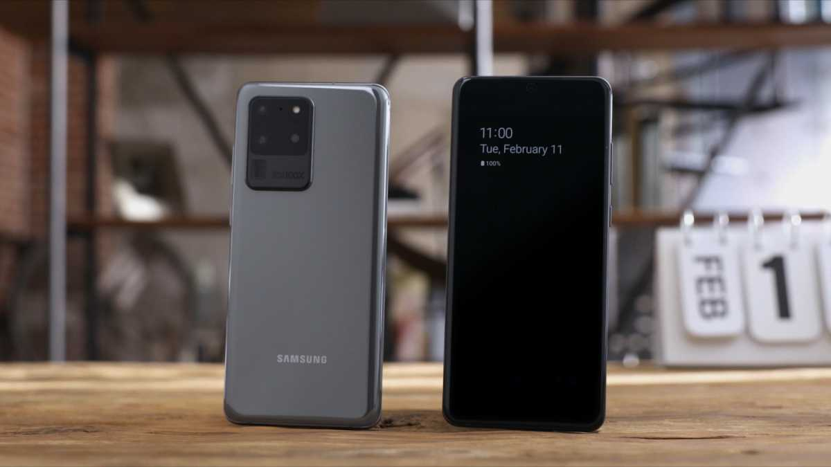 Desain Samsung Galaxy Note 20 Bakal Mirip Galaxy S20 Series?