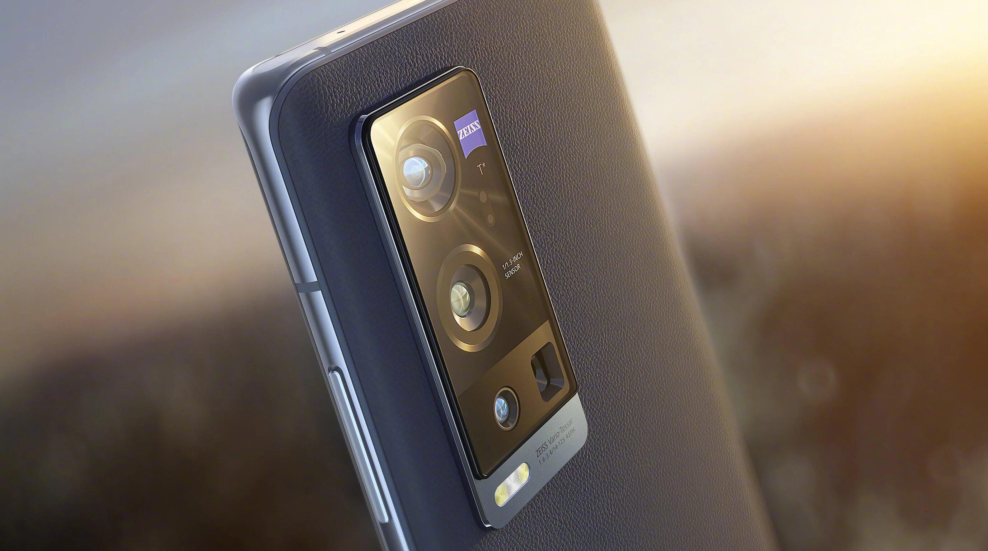 Vivo X60 Pro+ Diluncurkan: Pakai Snapdragon 888, Kamera dari Sony dan Samsung