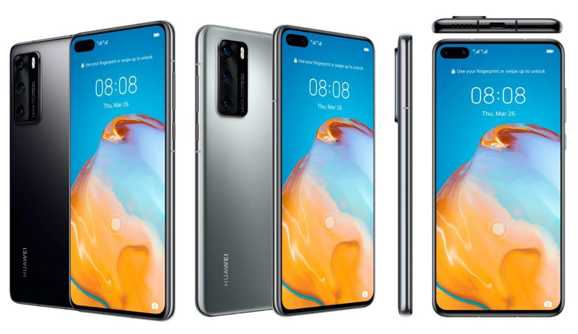 Bocoran Spesifikasi Kamera Huawei P40, Resolusinya 50MP