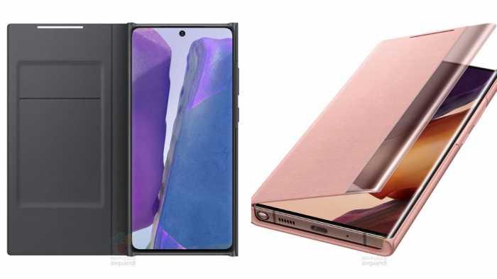 Casing Galaxy Note 20 Bocor di Internet, Begini Tampilannya