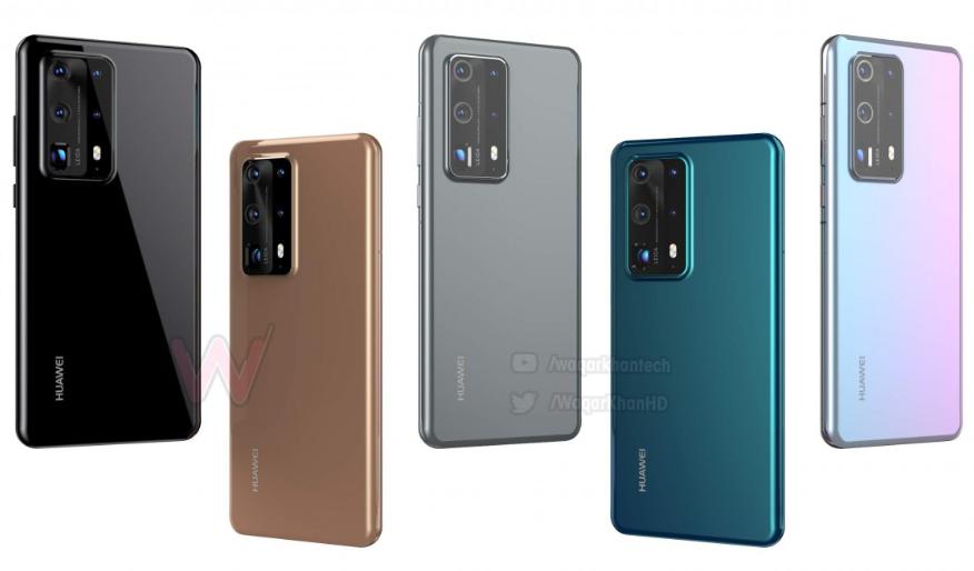 Huawei P40 Dipastikan Hadir di Indonesia Awal April Mendatang