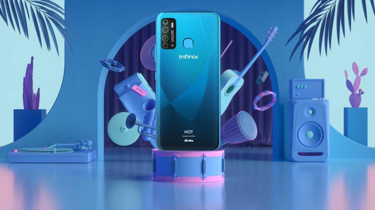 Infinix Hot 9, Ponsel Sejutaan dengan Tiga Kamera dan Layar Besar