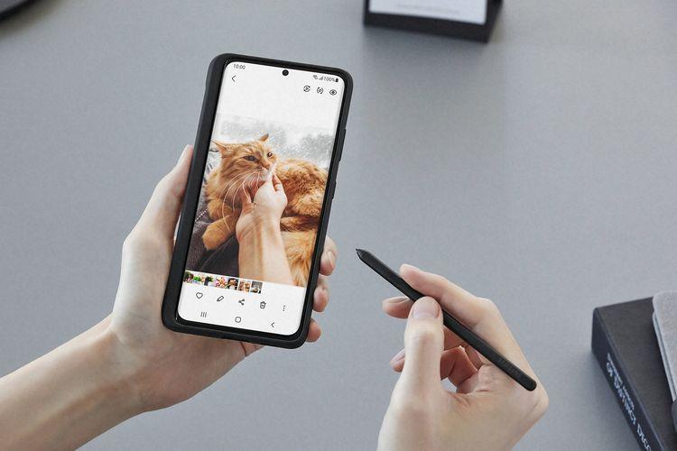 5 Fitur Samsung Galaxy S21 5G Series yang Jadi Andalan Kreator Konten