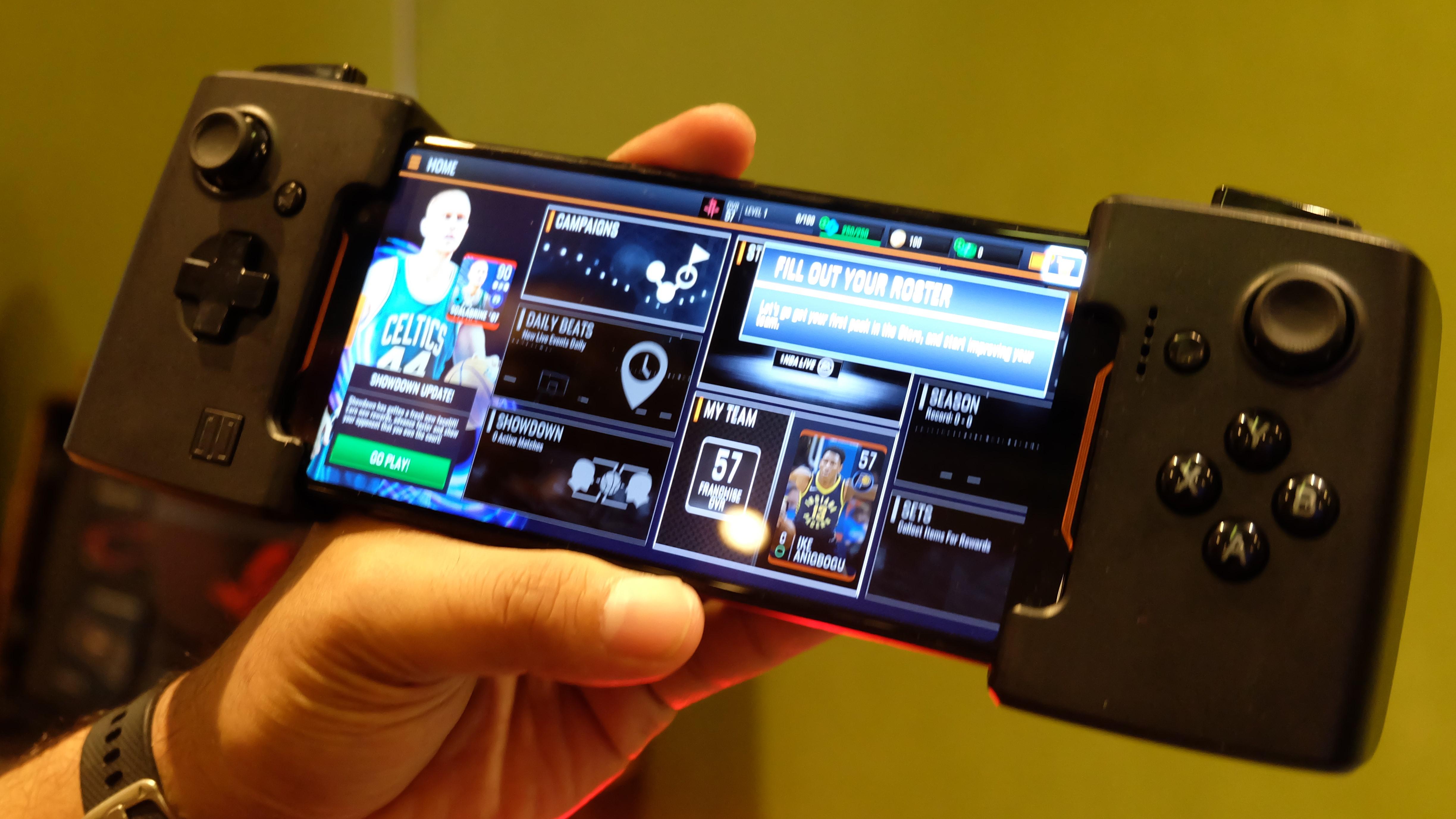 Siap-siap, Asus Akan Rilis Ponsel Gaming ROG Phone di Indonesia
