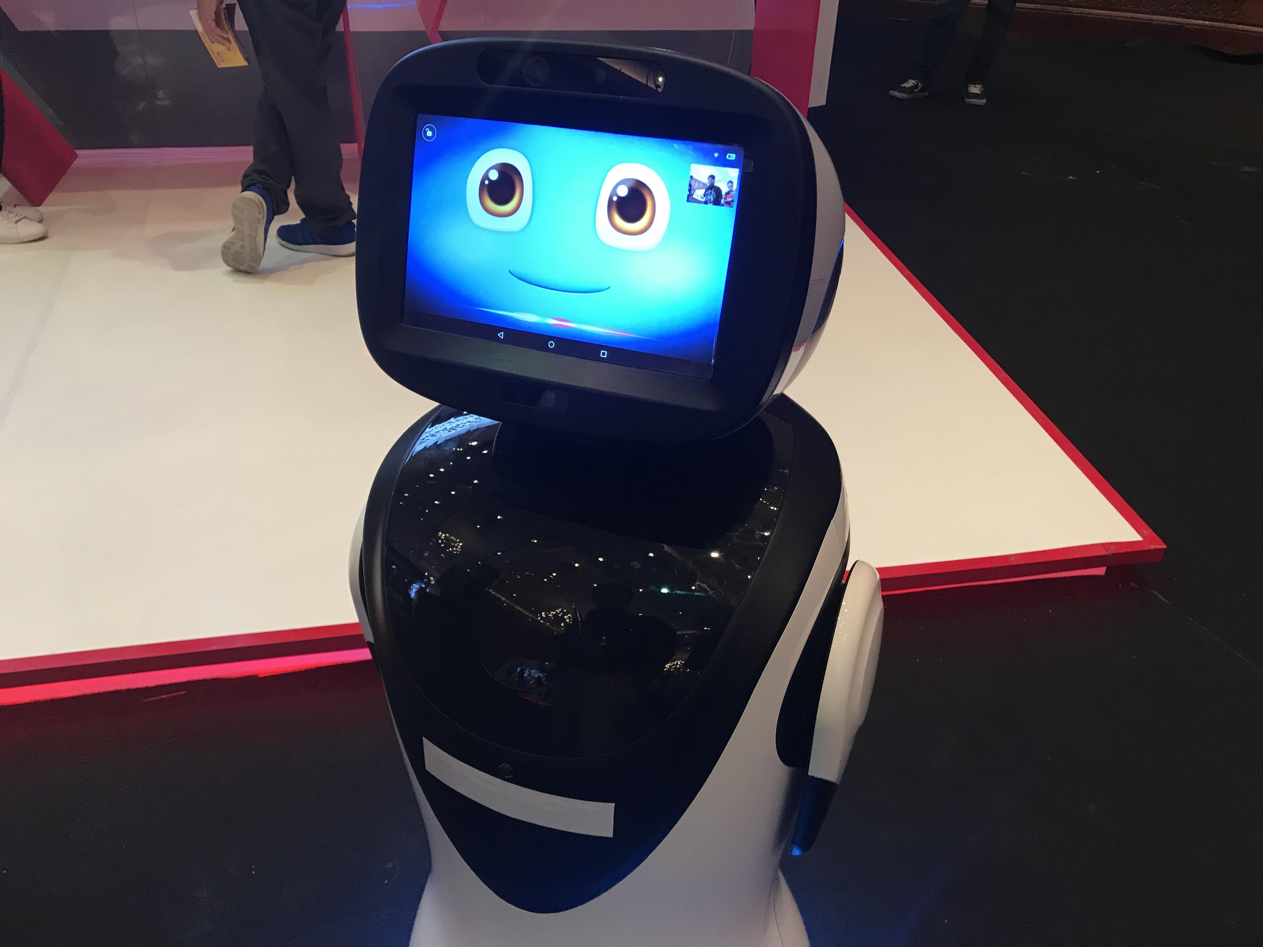 Ngobrol dengan Vero, Robot Pintar Milik Telkomsel