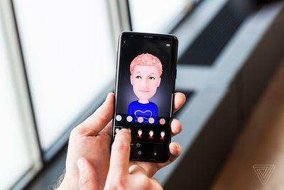 Galaxy S9, AR Emoji, dan 'Ramalan' Avatar Masa Depan