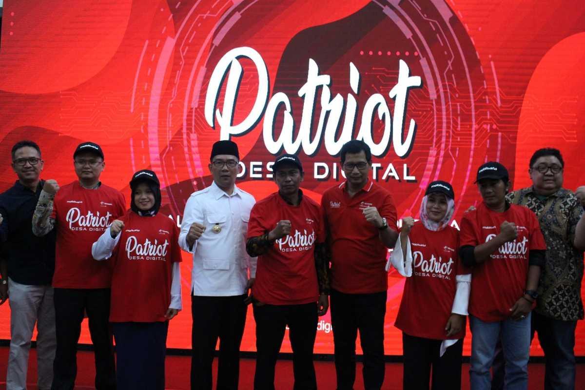 Telkomsel Dukung Desa di Indonesia Melek Digital