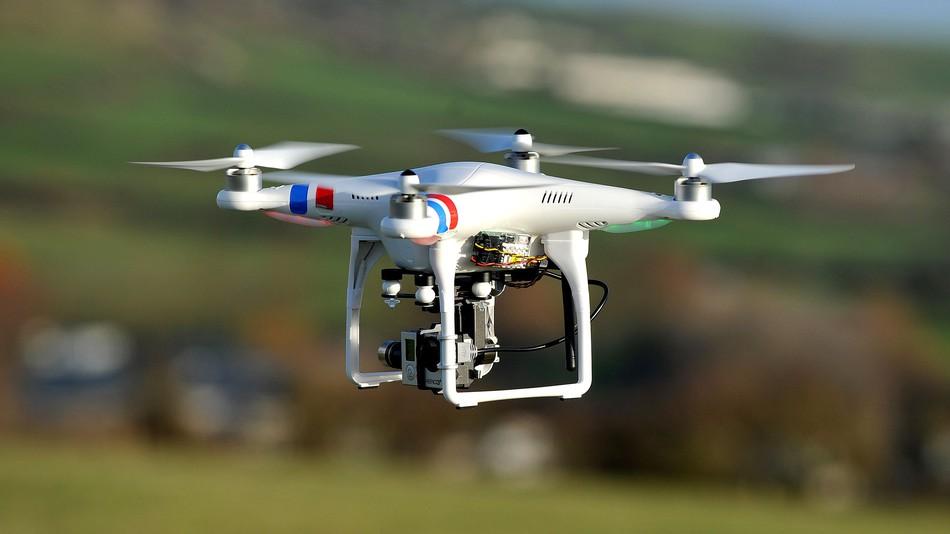 Ide Perusahaan China: Beli Mobil, Kuncinya Dikirim Pakai Drone