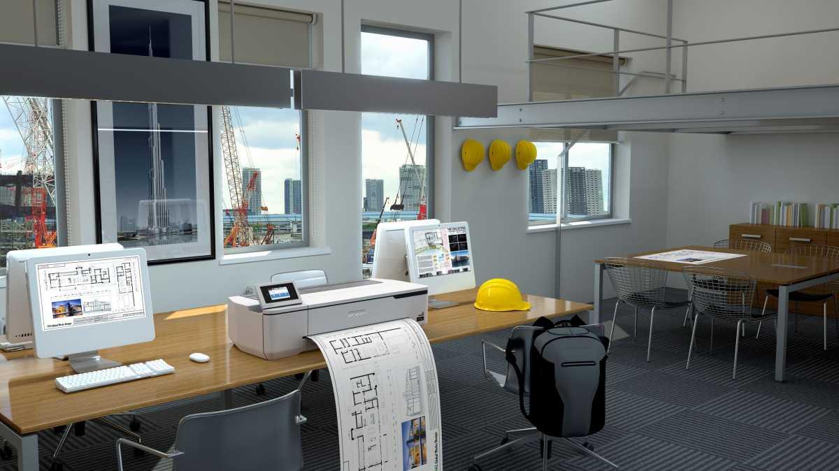 2 Teknologi Ini Bikin Printer Epson SureColor T-Series Sempurna untuk Bisnis