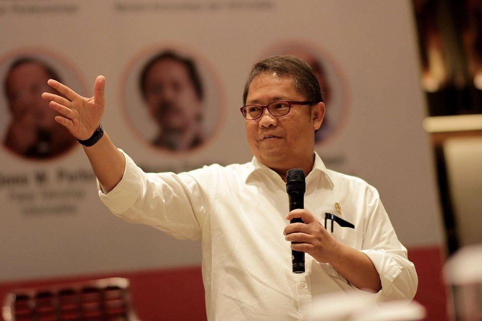 Tangkal Corona, Eks Menkominfo Rudiantara Inisiasi Donasi untuk RSCM