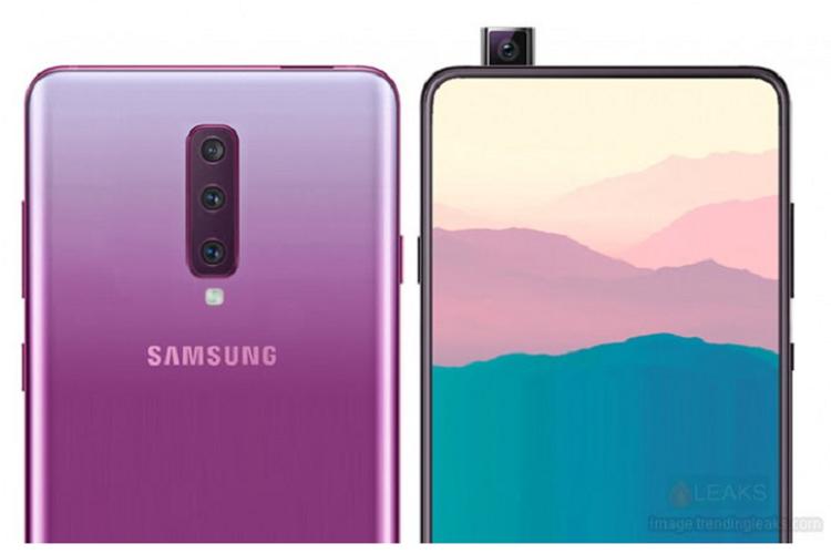 Samsung Ikut-ikutan Bikin Ponsel Kamera <i>Pop-up</i>?