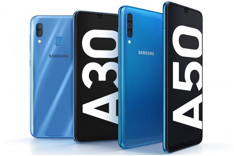 Spesifikasi Galaxy A30 dan A50, Duo Ponsel yang Bakal Dirilis Samsung