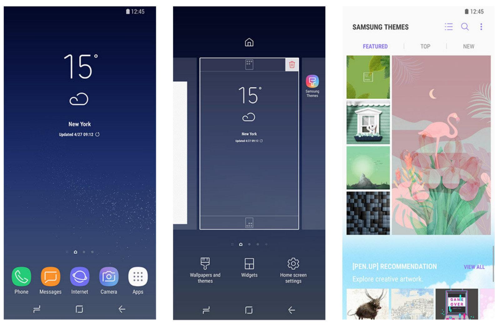 Tak Ada Lagi <i>Theme</i> Gratis untuk Pengguna Ponsel Samsung