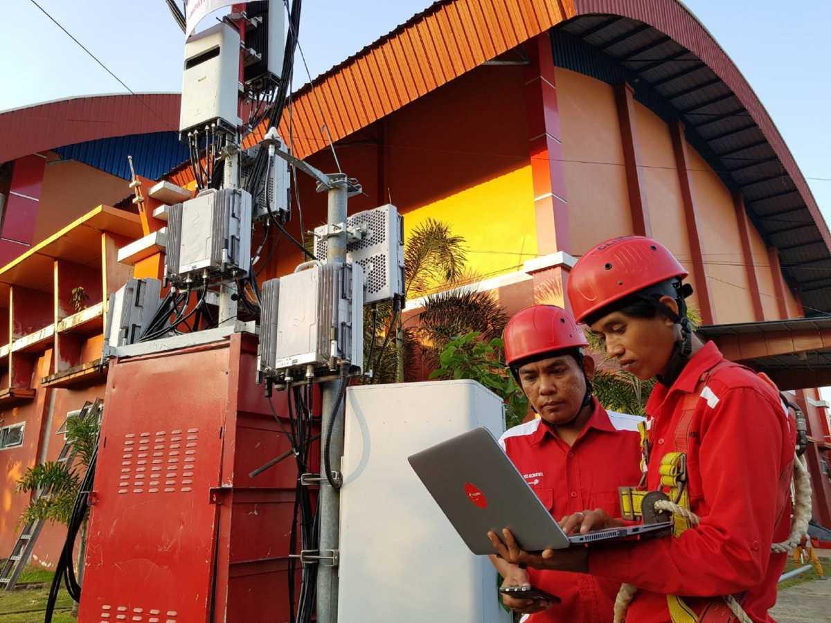 Telkomsel Terus Sebar Jaringan Internet di Wilayah Paling Utara Kalimantan