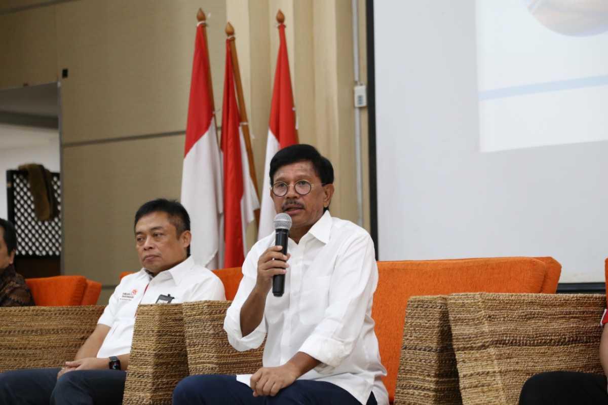 Penutupan Jalan di DKI Hoax, Kominfo Klarifikasi