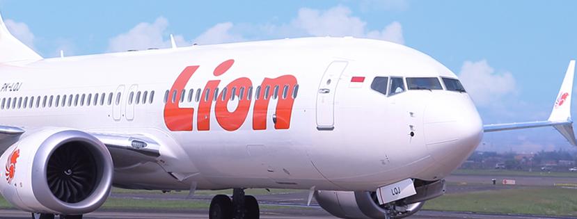 Lion Air Larang Penumpang Bawa Barang Ini ke Pesawat