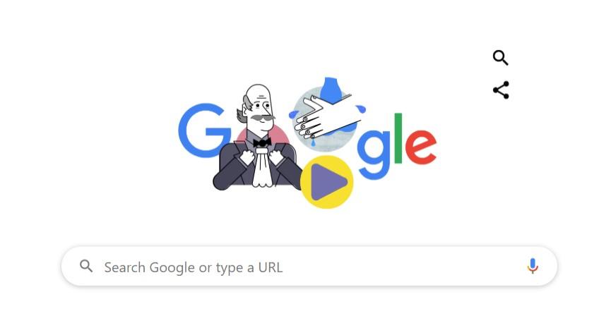 Ignaz Semmelweis, Pelopor Cuci Tangan yang Dua Hari Ini jadi Google Doodle