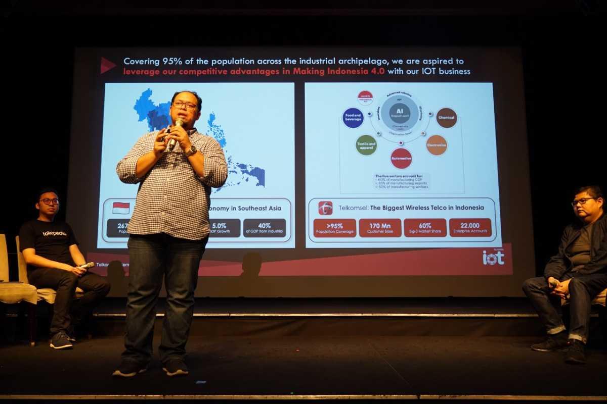 Begini Kecanggihan Kolaborasi AI dan IoT Telkomsel