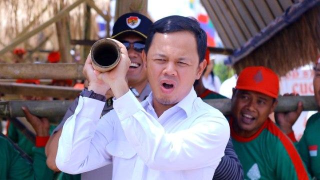Walikota Bogor Bima Arya Positif Corona, Netizen Heboh