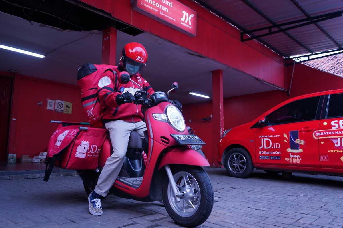 Upaya JD.id untuk Melayani Pelanggan di Tengah Pandemi Covid-19
