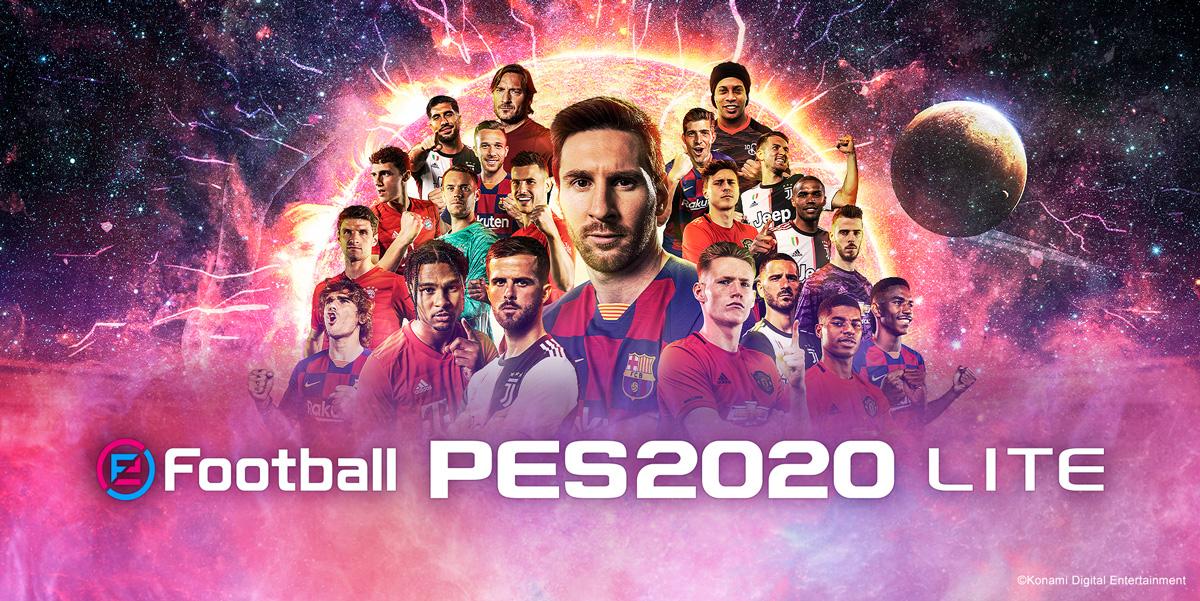 Di Rumah Aja Sambil Main eFootball PES 2020 Lite di Skyegrid