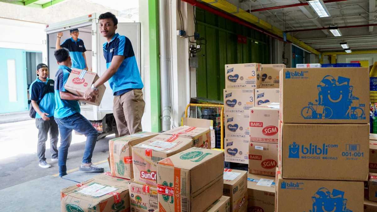 Blibli Batasi Pembelian Produk Kesehatan dan Sembako di Tengah Pandemi Corona