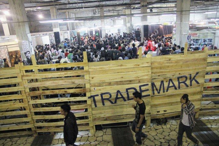 Bersiap untuk Trademark Market: The 9th Sequel