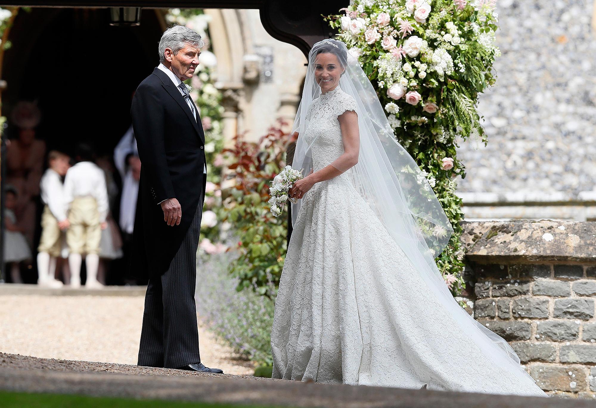 Serba Serbi Pernikahan Pippa Middleton