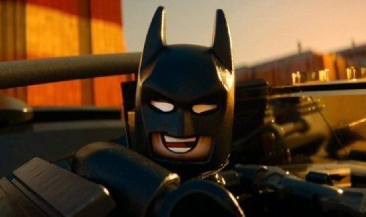 Film 'Lego Batman' Ungguli 'Fifty Shade Darker'