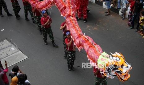 Jalan Pancoran Ditutup Dua Hari untuk Festival Cap Go Meh