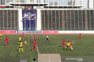Indra Sjafri Akui Indonesia Gagal Antisipasi Bola Mati