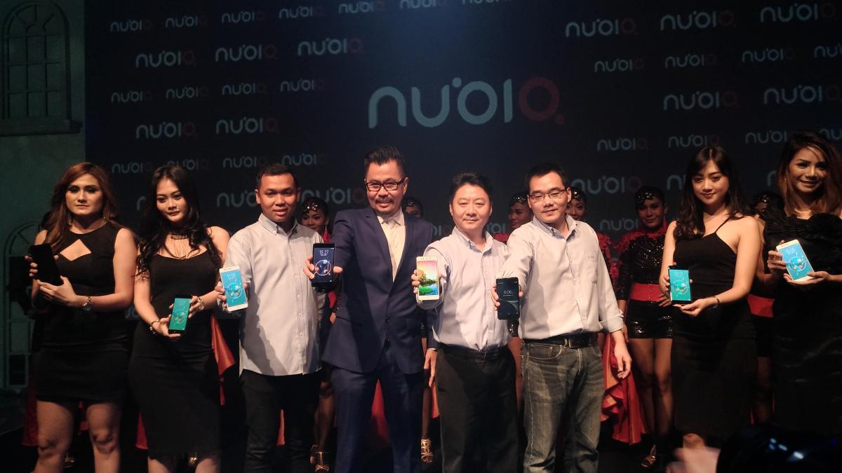 Nubia Resmi Hadir di Indonesia