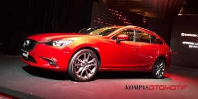 Mazda6 Estate Bisa Lebih Murah dari Versi Sedan