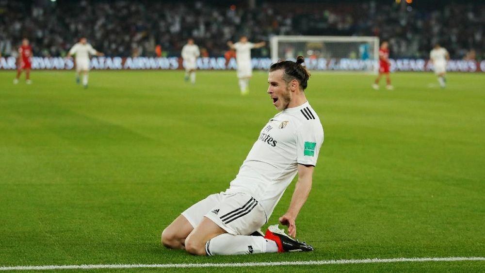 Zidane Datang, Bale Ingin Habiskan Karier di Real Madrid