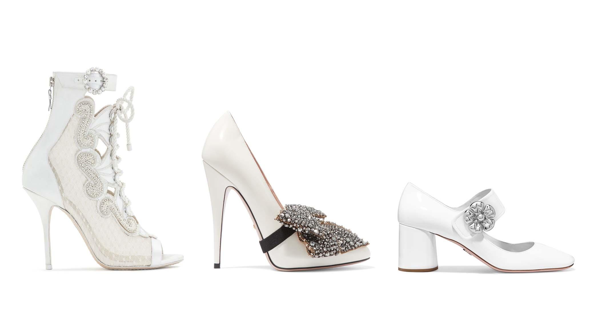 Pilihan Sepatu Pengantin Sesuai Gaya Personal Anda