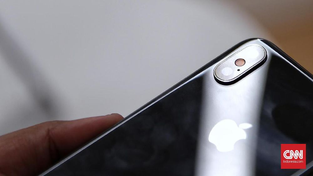 Apple Disebut Bikin iPhone X Versi Murah