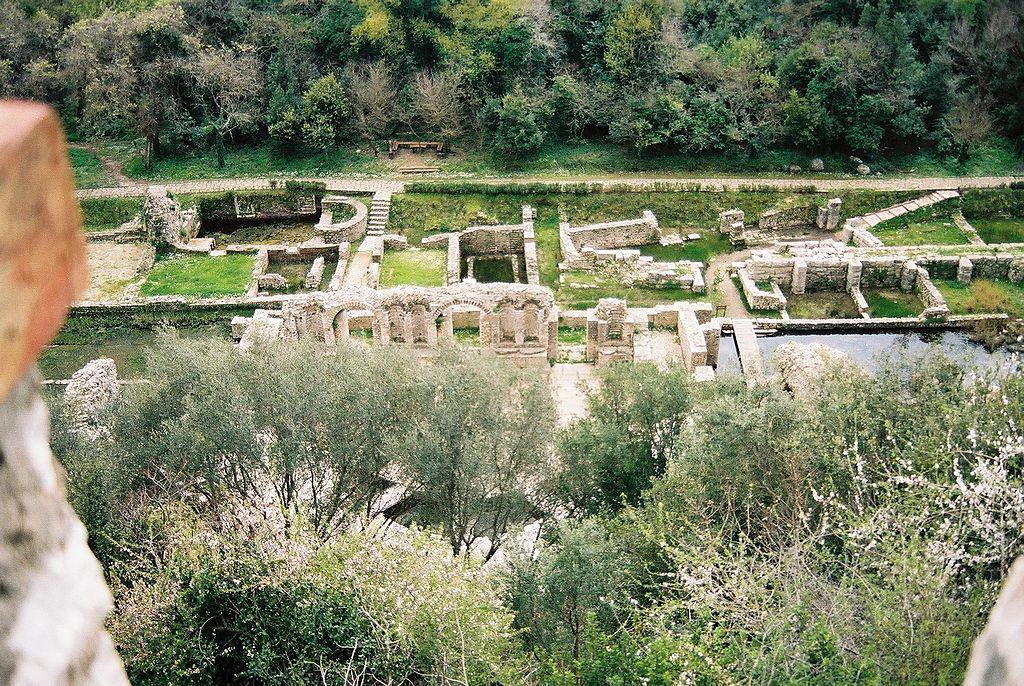 Butrint, Kota Kuno Yunani yang Hilang Tertutup Rawa