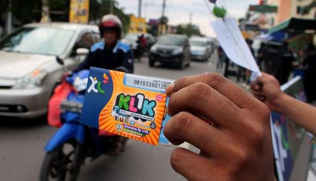 Pengaktifan Kartu SIM Perdana Kini Wajib Pakai NIK