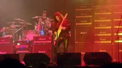 Konser Generation Axe Puaskan Penonton Di Jakarta