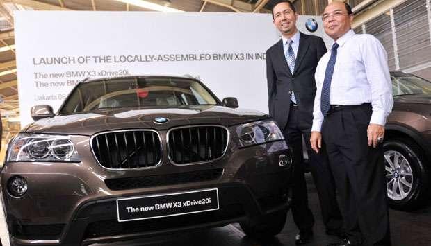 BMW Grup Buka Gerai di Indonesia, Apa Saja Fasilitasnya