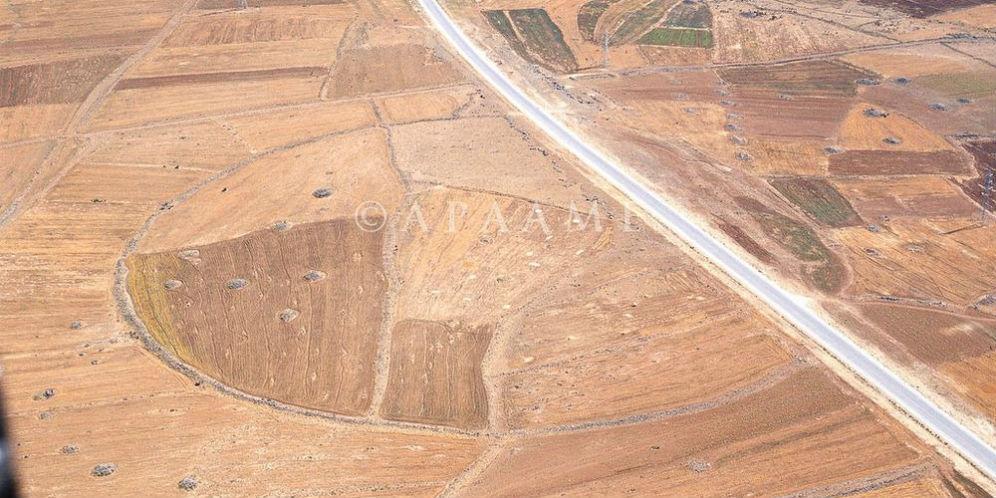 12 Lingkaran Raksasa Misterius di Yordania