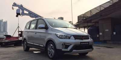 Mobil Sejuta Umat dari China