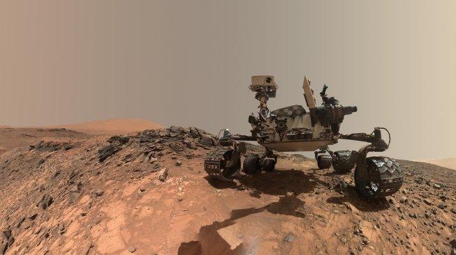 Opportunity Milik NASA di Mars Rusak ?